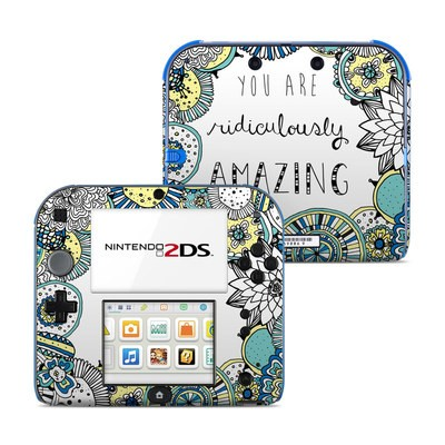 Nintendo 2DS Skin - You Are Ridic