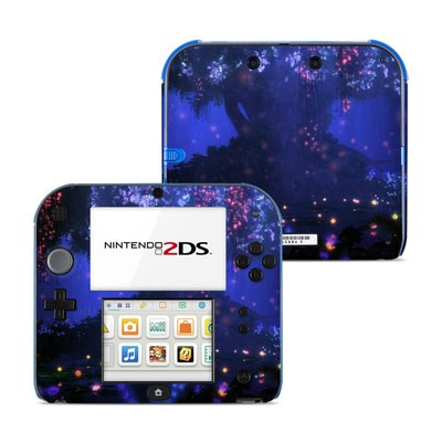 Nintendo 2DS Skin - Satori Night