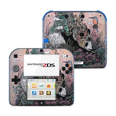 Nintendo 2DS Skin - Sleeping Giant