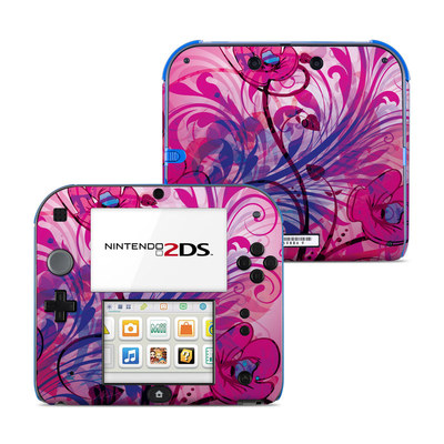 Nintendo 2DS Skin - Spring Breeze