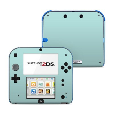 Nintendo 2DS Skin - Solid State Mint