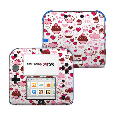 Nintendo 2DS Skin - Sweet Shoppe