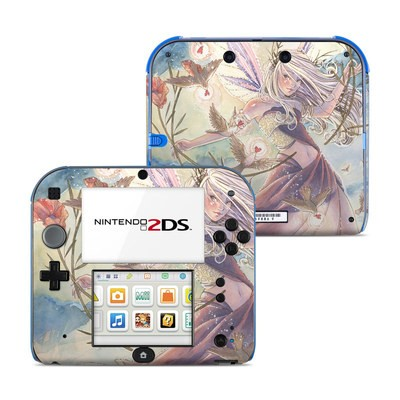 Nintendo 2DS Skin - The Leap