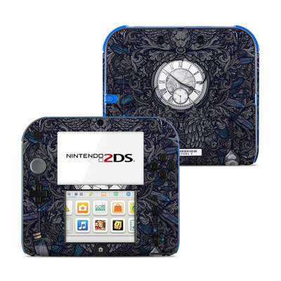 Nintendo 2DS Skin - Time Travel