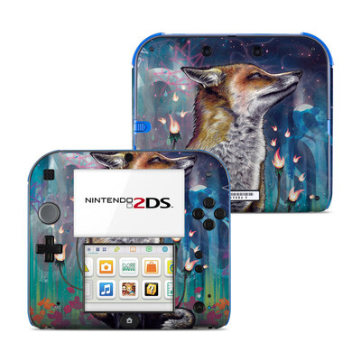 Nintendo 2DS Skin - There is a Light