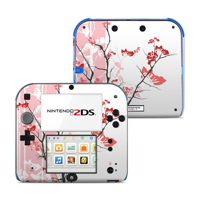 Nintendo 2DS Skin - Pink Tranquility