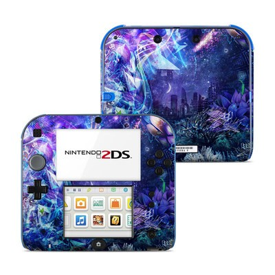 Nintendo 2DS Skin - Transcension