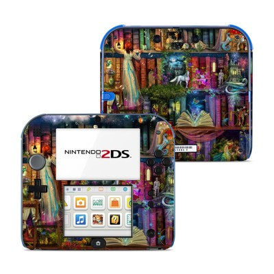 Nintendo 2DS Skin - Treasure Hunt