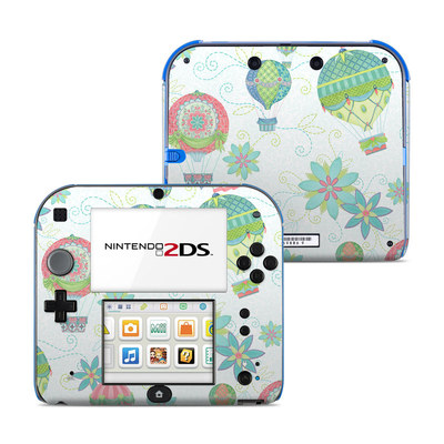 Nintendo 2DS Skin - Up and Away