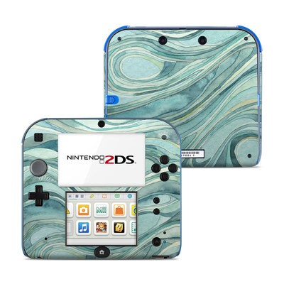 Nintendo 2DS Skin - Waves