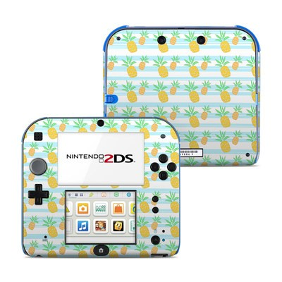 Nintendo 2DS Skin - Welcome