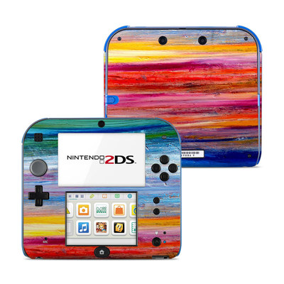 Nintendo 2DS Skin - Waterfall