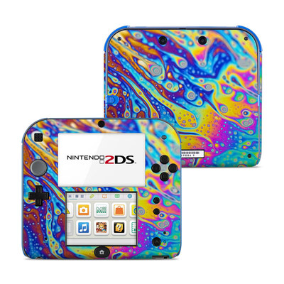 Nintendo 2DS Skin - World of Soap