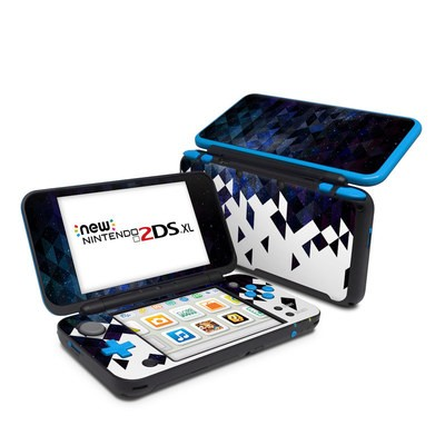 Nintendo 2DS XL Skin - Collapse