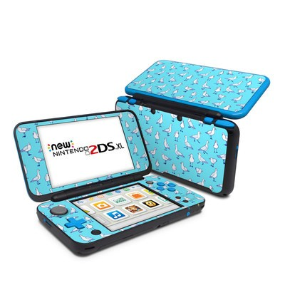 Nintendo 2DS XL Skin - Gulls Away