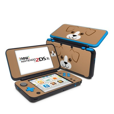 Nintendo 2DS XL Skin - Rex the Dog