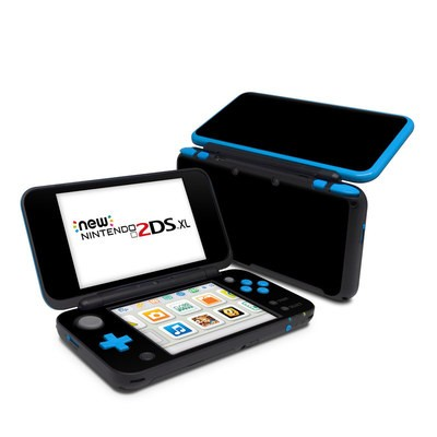 Nintendo 2DS XL Skin - Solid State Black