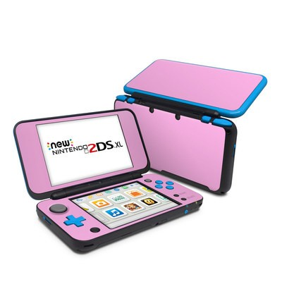 Nintendo 2DS XL Skin - Solid State Pink