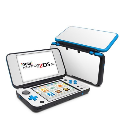 Nintendo 2DS XL Skin - Solid State White