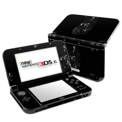 Nintendo New 3DS XL Skin - Abe