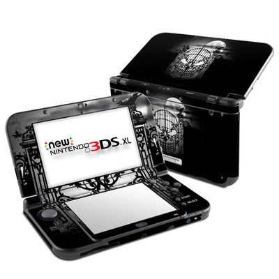 Nintendo New 3DS XL Skin - Abandon Hope