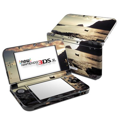 Nintendo New 3DS XL Skin - Anchored