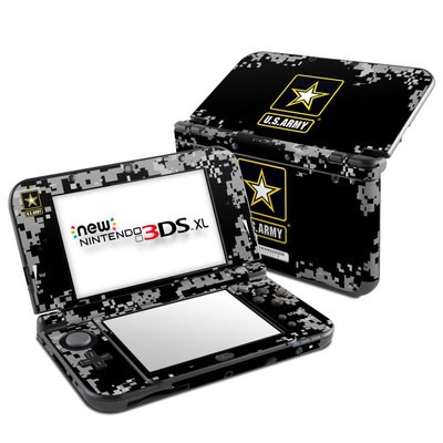 Nintendo New 3DS XL Skin - Army Pride