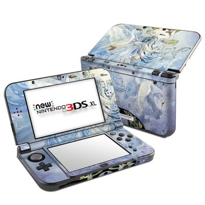 Nintendo New 3DS XL Skin - Aquarius