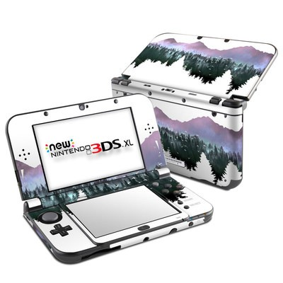 Nintendo New 3DS XL Skin - Arcane Grove