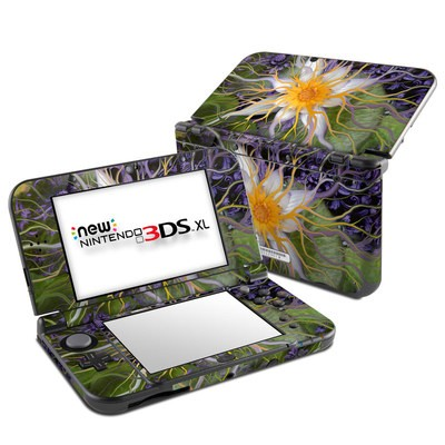 Nintendo New 3DS XL Skin - Bali Dream Flower