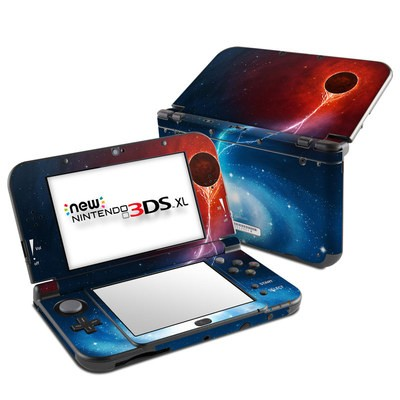 Nintendo New 3DS XL Skin - Black Hole