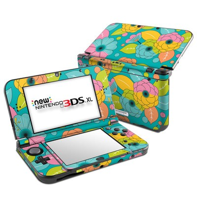 Nintendo New 3DS XL Skin - Blossoms
