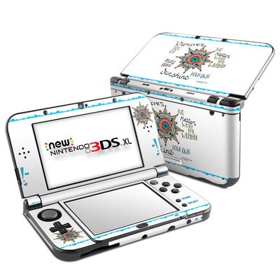 Nintendo New 3DS XL Skin - Bring Your Own