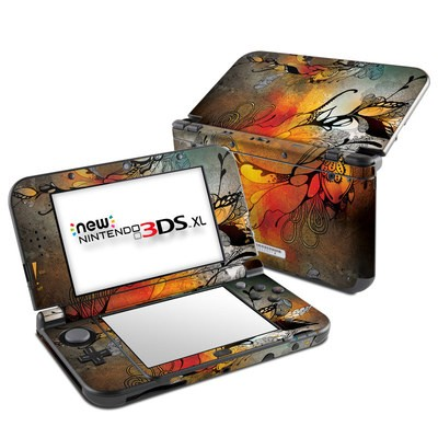 Nintendo New 3DS XL Skin - Before The Storm