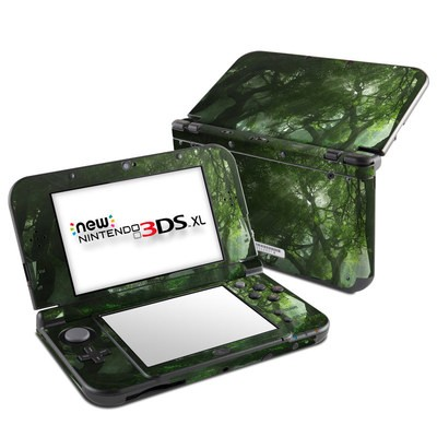 Nintendo New 3DS XL Skin - Canopy Creek Spring