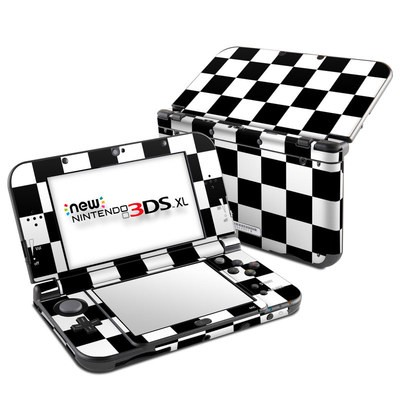 Nintendo New 3DS XL Skin - Checkers