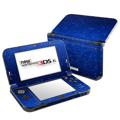 Nintendo New 3DS XL Skin - Constellations