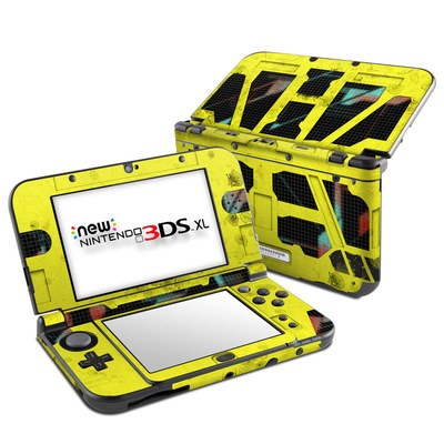 Nintendo New 3DS XL Skin - Cybernetik