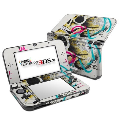 Nintendo New 3DS XL Skin - Decay