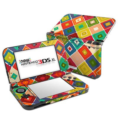 Nintendo New 3DS XL Skin - Diamante