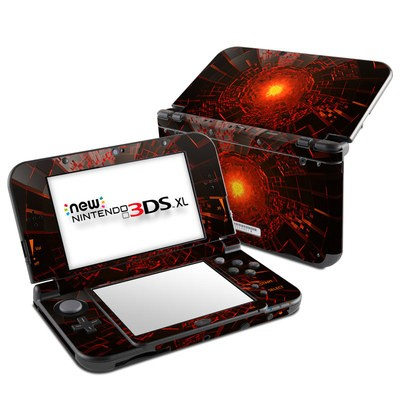Nintendo New 3DS XL Skin - Divisor