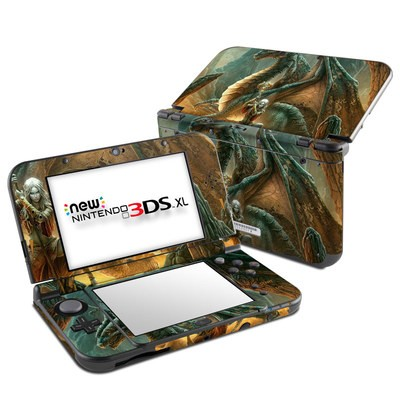 Nintendo New 3DS XL Skin - Dragon Mage