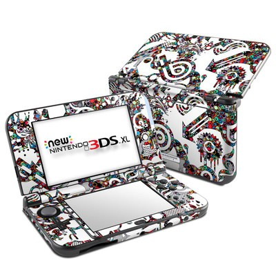 Nintendo New 3DS XL Skin - Dots