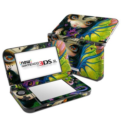 Nintendo New 3DS XL Skin - Dragonling Child