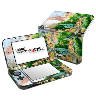 Nintendo New 3DS XL Skin - Dragonlore