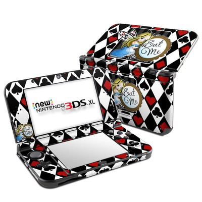 Nintendo New 3DS XL Skin - Eat Me