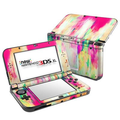 Nintendo New 3DS XL Skin - Electric Haze