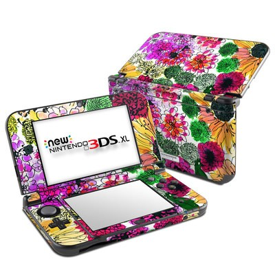 Nintendo New 3DS XL Skin - Fiore