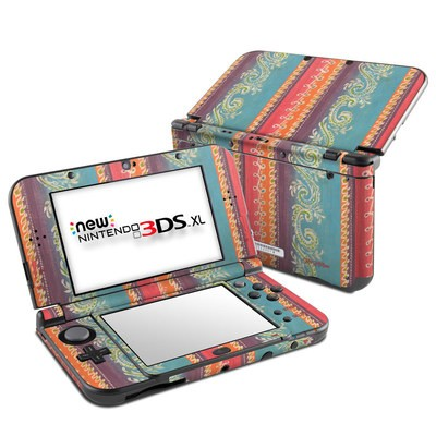 Nintendo New 3DS XL Skin - Fresh Picked