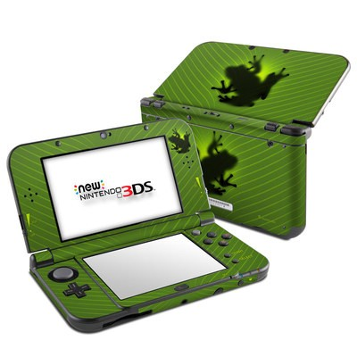 Nintendo New 3DS XL Skin - Frog